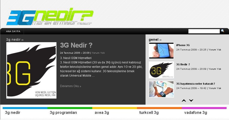 3g-nedir-net